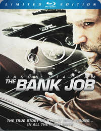 The Bank Job, The (Metal Case) (Limited Edition)-Blu-Ray