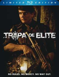 Tropa De Elite LTD-Blu-Ray