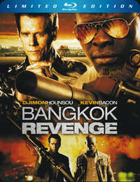Bangkok Revenge LTD-Blu-Ray