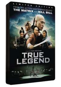 True Legend-DVD
