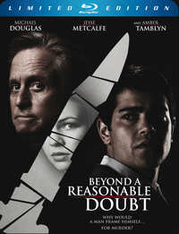 Beyond A Reasonable Doubt LTD-Blu-Ray