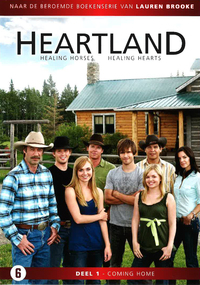 Heartland - Deel 1 / Coming Home-DVD