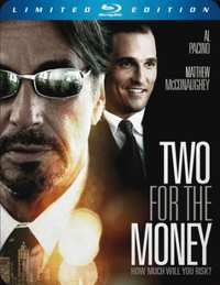 Two For The Money-Blu-Ray