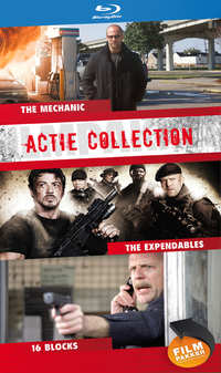 Actie Collection 1-Blu-Ray
