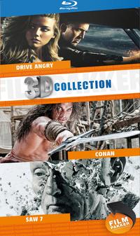 Filmpakker - 3D Blu-Ray - Collection 1-3D Blu-Ray