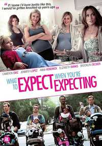 What To Expect When You're Expecting-DVD