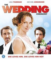 The Wedding Ceremony-Blu-Ray