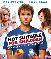 Not Suitable For Children-Blu-Ray
