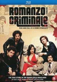 Romanzo Criminale - Seizoen 1-Blu-Ray