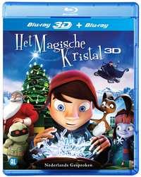 Het Magische Kristal (3D En 2D Blu-Ray)-3D Blu-Ray