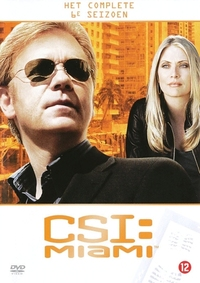 Csi Miami - Seizoen 6-DVD