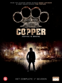 Copper - Seizoen 1-DVD