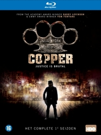 Copper - Seizoen 1-Blu-Ray