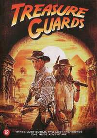 Treasure Guards-DVD