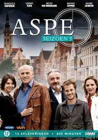 Aspe - Seizoen 5-DVD