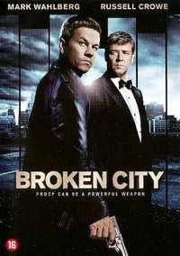 Broken City-DVD