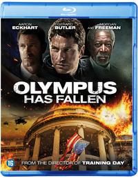 Olympus Has Fallen-Blu-Ray