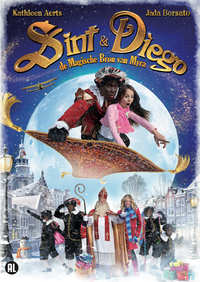 Sint & Diego: De Magische Bron Van Myra-DVD