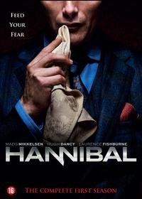 Hannibal - Seizoen 1-DVD