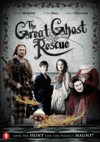 Great Ghost Rescue-DVD