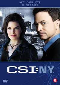 Csi New York - Seizoen 7-DVD