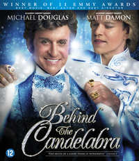 Behind The Candelabra-Blu-Ray