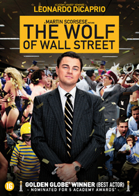 The Wolf Of Wall Street-DVD