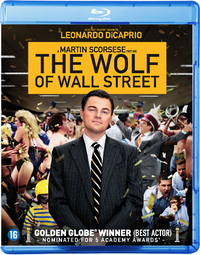 The Wolf Of Wall Street-Blu-Ray