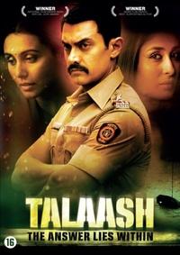 Talaash-DVD