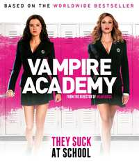 Vampire Academy - Blood Sisters-Blu-Ray