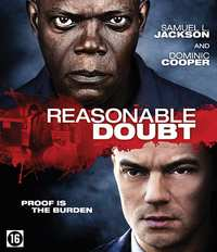 Reasonable Doubt-Blu-Ray