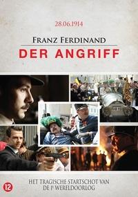 Franz Ferdinand - Der Angriff-DVD
