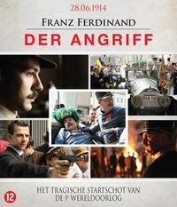 Franz Ferdinand - Der Angriff-Blu-Ray