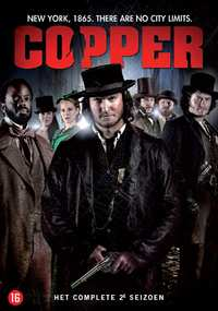 Copper - Seizoen 2-DVD