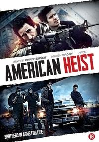 American Heist-DVD