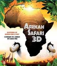 African Safari (3D En 2D Blu-Ray) (Vlaamse Versie)-3D Blu-Ray