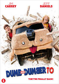 Dumb And Dumber To-DVD