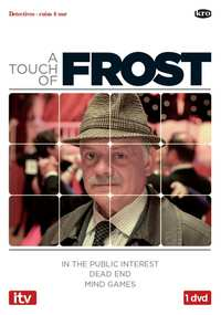 Touch Of Frost - Het Beste Van 9-DVD
