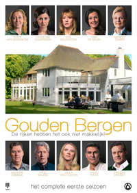 Gouden Bergen - Seizoen 1-DVD