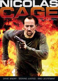 Nicolas Cage Box-DVD
