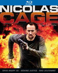 Nicolas Cage Box-Blu-Ray