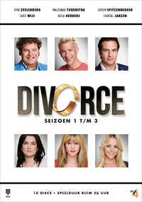 Divorce - Seizoen 1-3-DVD