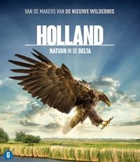 Holland - Natuur In De Delta-Blu-Ray