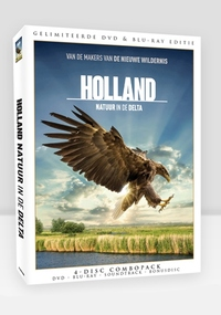 Holland - Natuur In De Delta (Limited Edition)-Blu-Ray