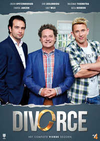 Divorce - Seizoen 4-DVD