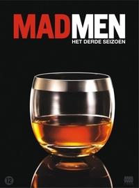 Mad Men - Seizoen 3-DVD