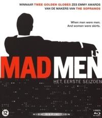 Mad Men - Seizoen 1-Blu-Ray