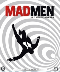 Mad Men - Seizoen 4-Blu-Ray