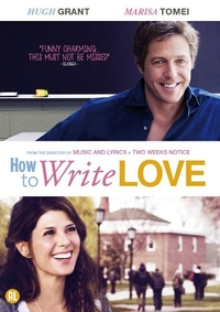 How To Write Love-DVD