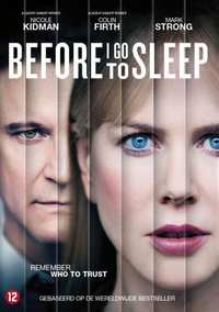 Before I Go To Sleep-DVD